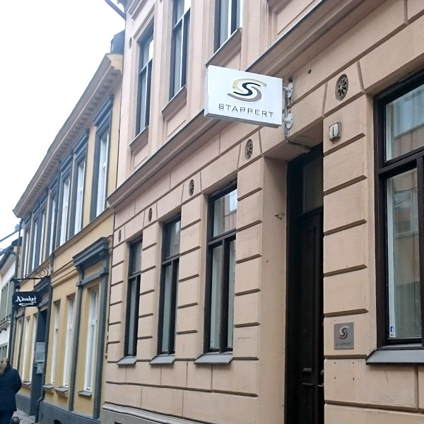 STAPPERT Sverige - Malmö