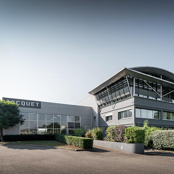 2010 - JACQUET Metals fusioneras med IMS.