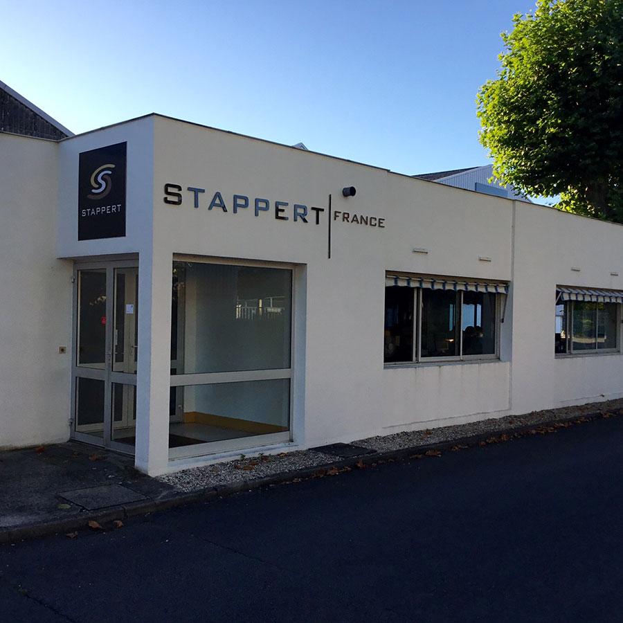 2012 - STAPPERT Frankrike